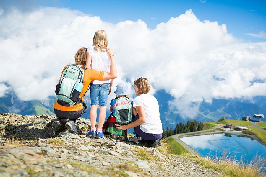 Summer holidays & hiking holidays in Saalfelden